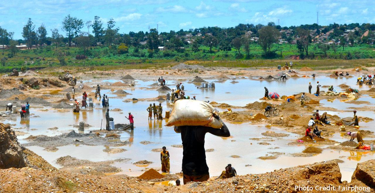 gold mining deforestation